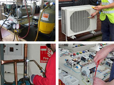 Practical Refrigeration Training Centre Course Details